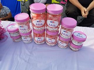 Pink Moon Candies and Sweets