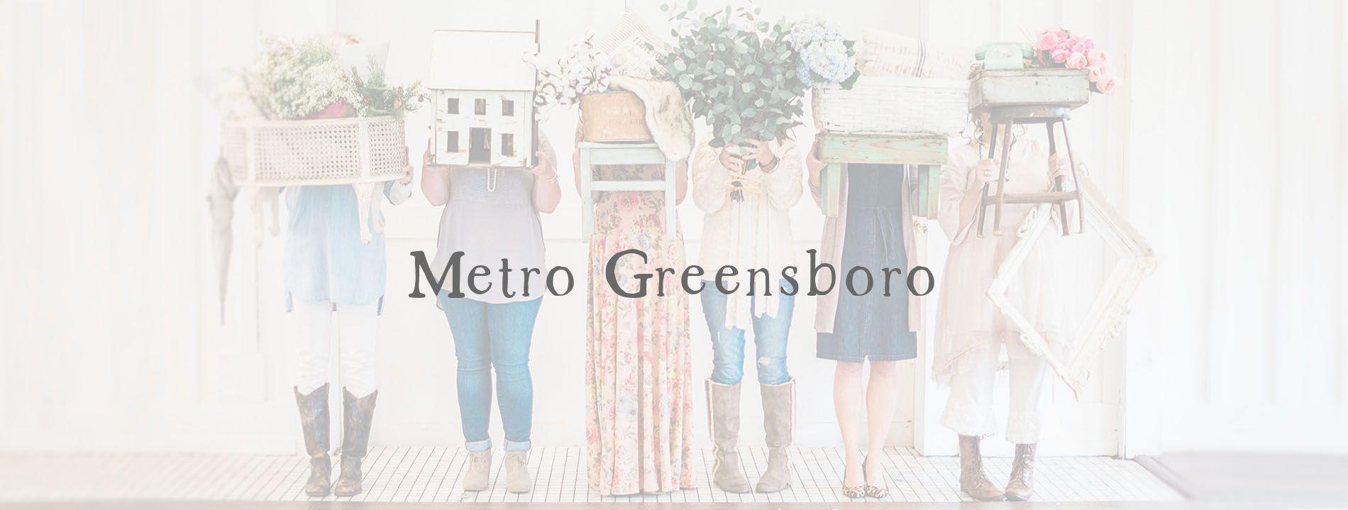 Metro Greensboro