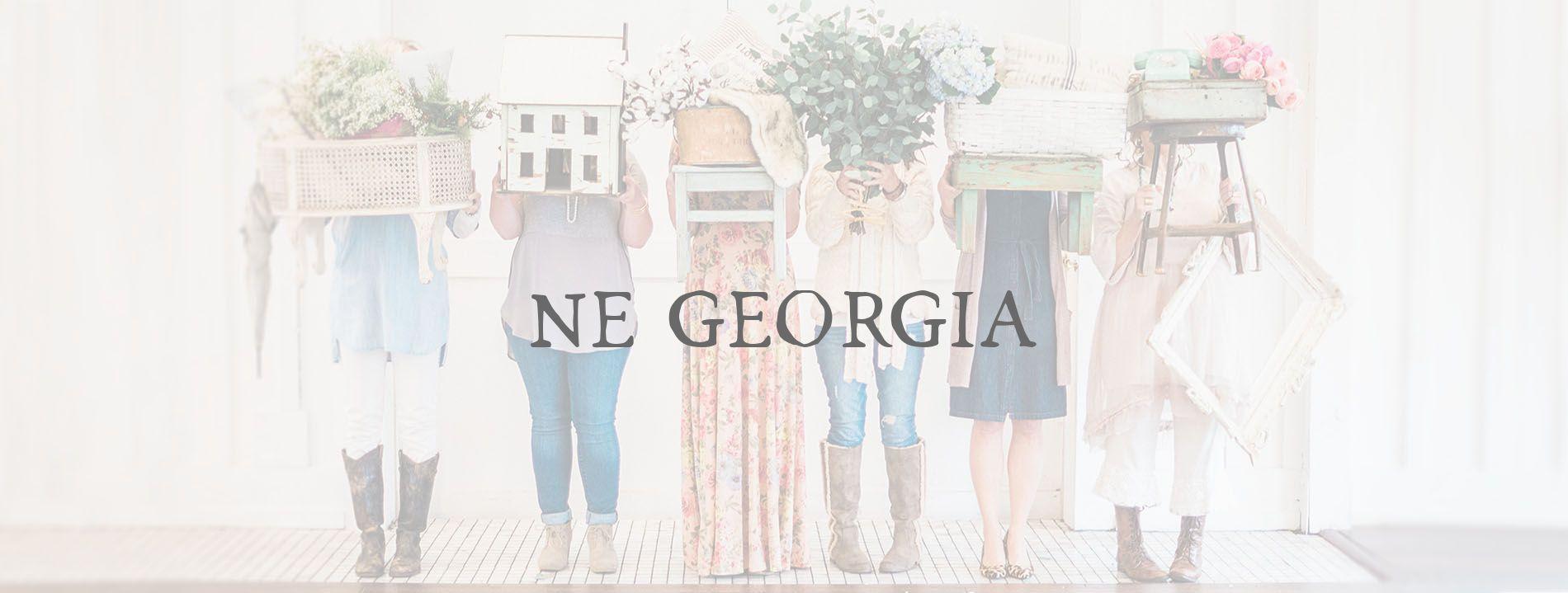 NE Georgia