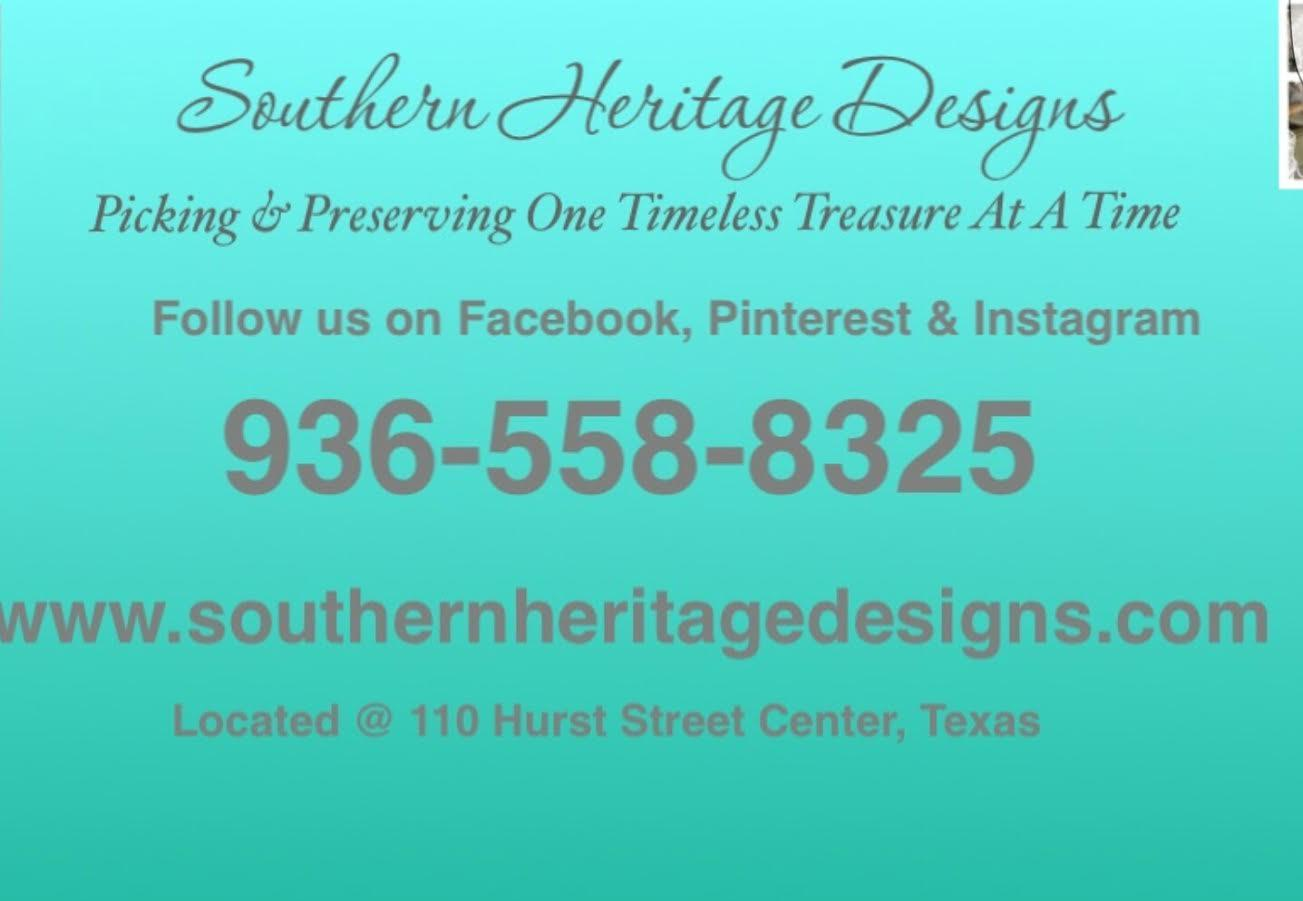 Southern Heritage Designs