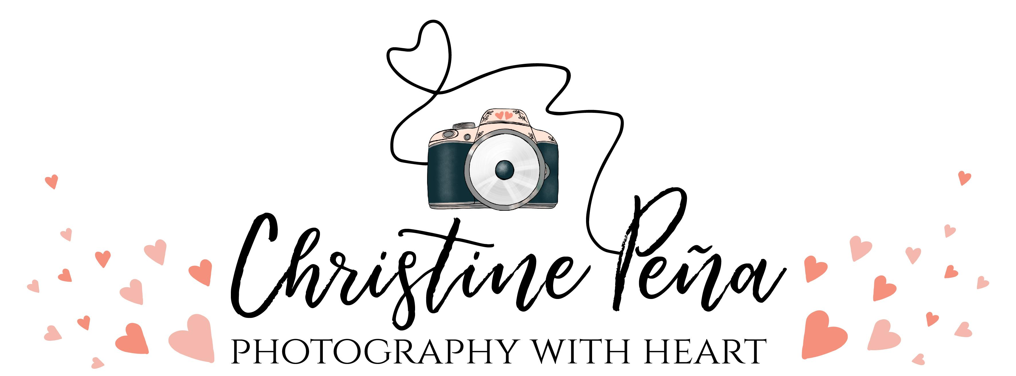 Christine Pena Photography with Heart