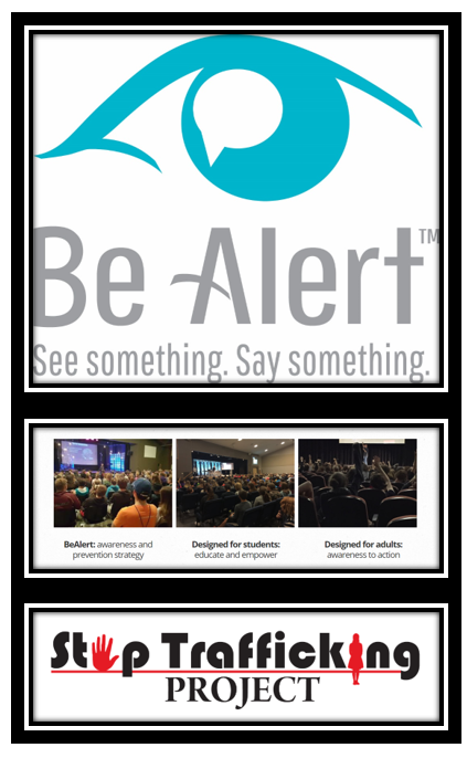 Be Alert-Stop Trafficking Project