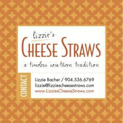 Lizzie's Cheese Straws