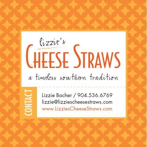 Lizzies Cheese Straws