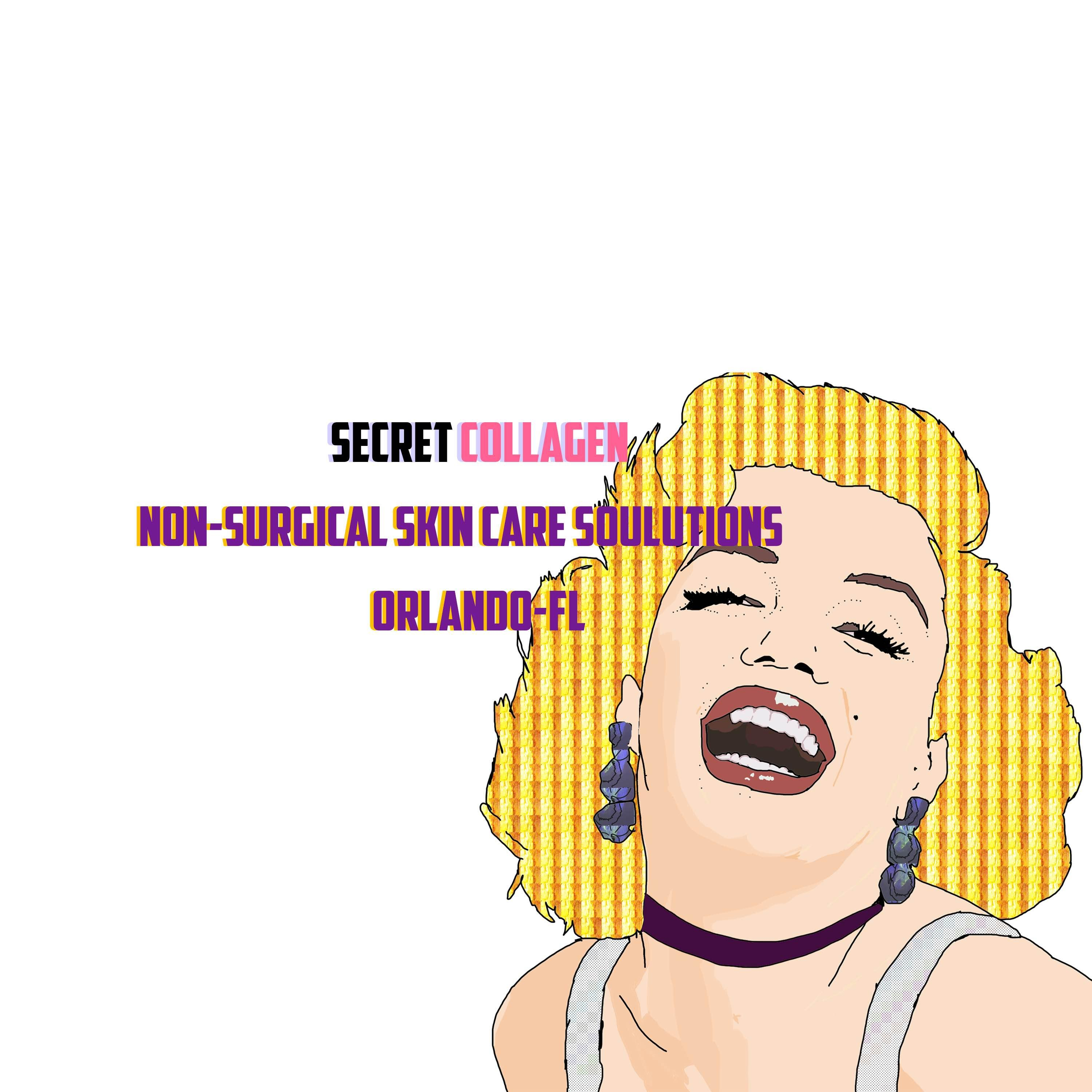 Predire Paris- Secret Collagen
