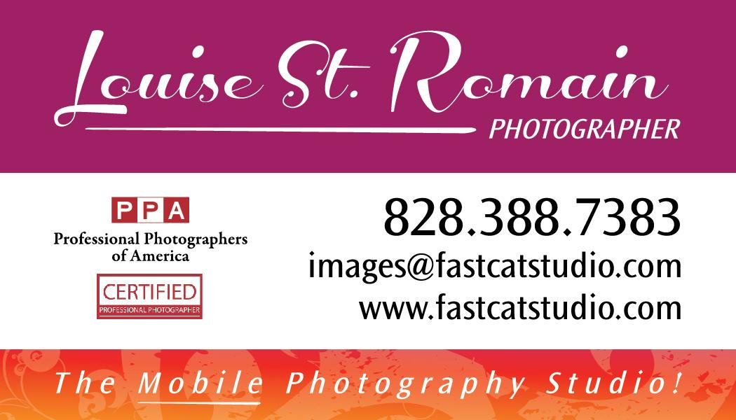 Louise St. Romain Photographer