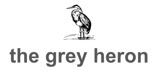 The Grey Heron