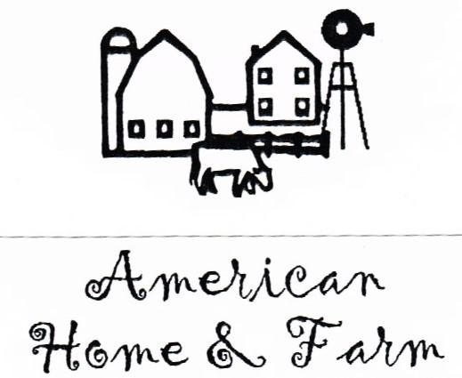 American Home and Farm