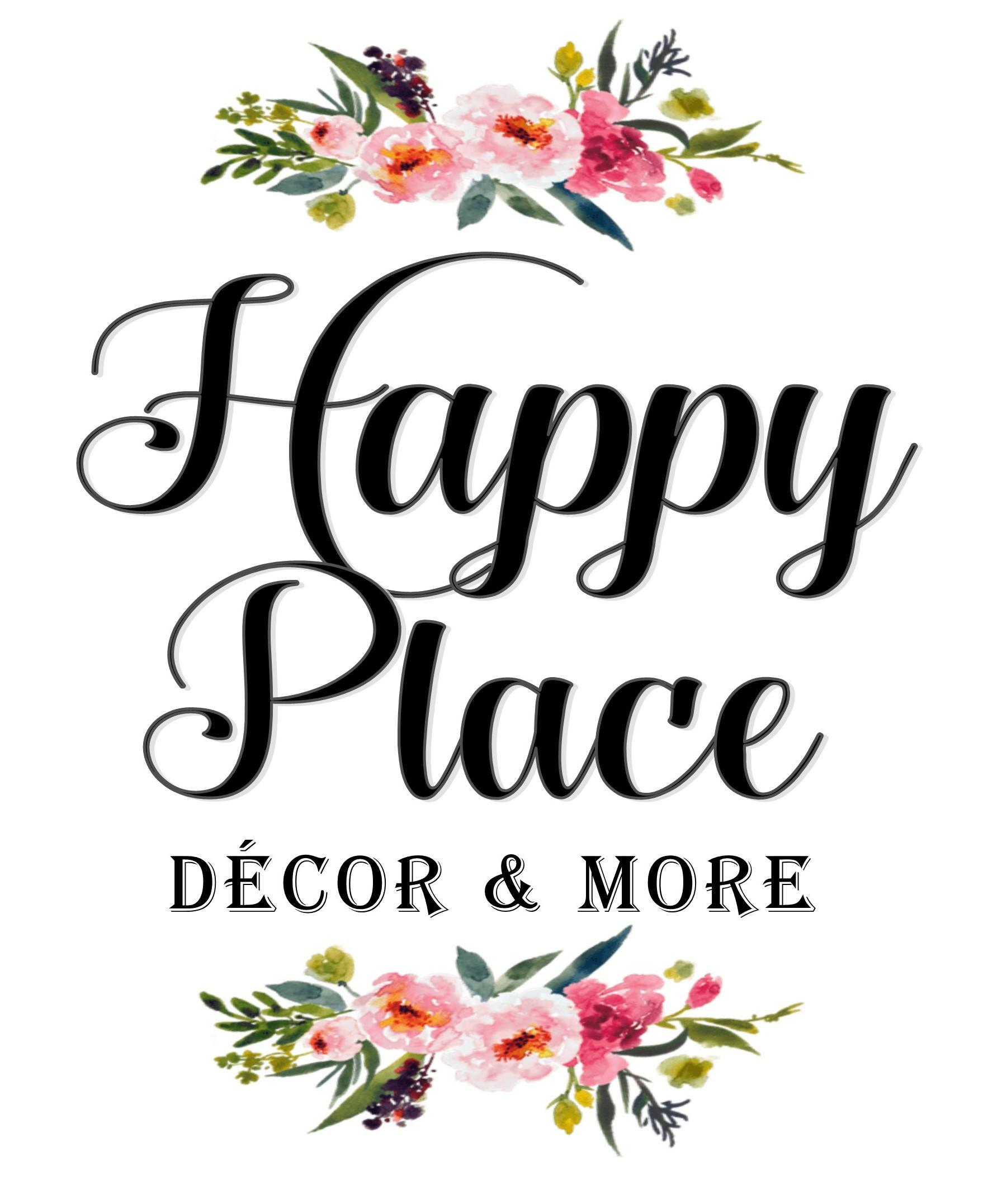 Happy Place Decor & More