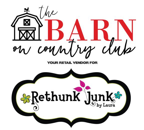 The Barn on Country Club featuring Rethunk Junk by Laura