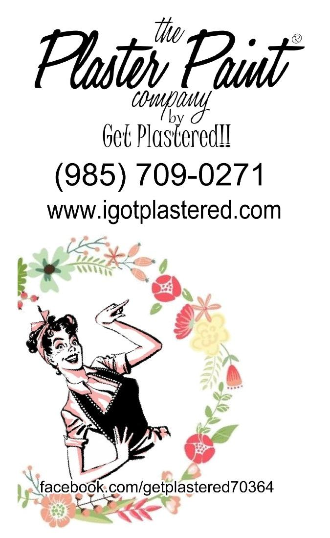 The Plaster Paint Company by Get Plastered
