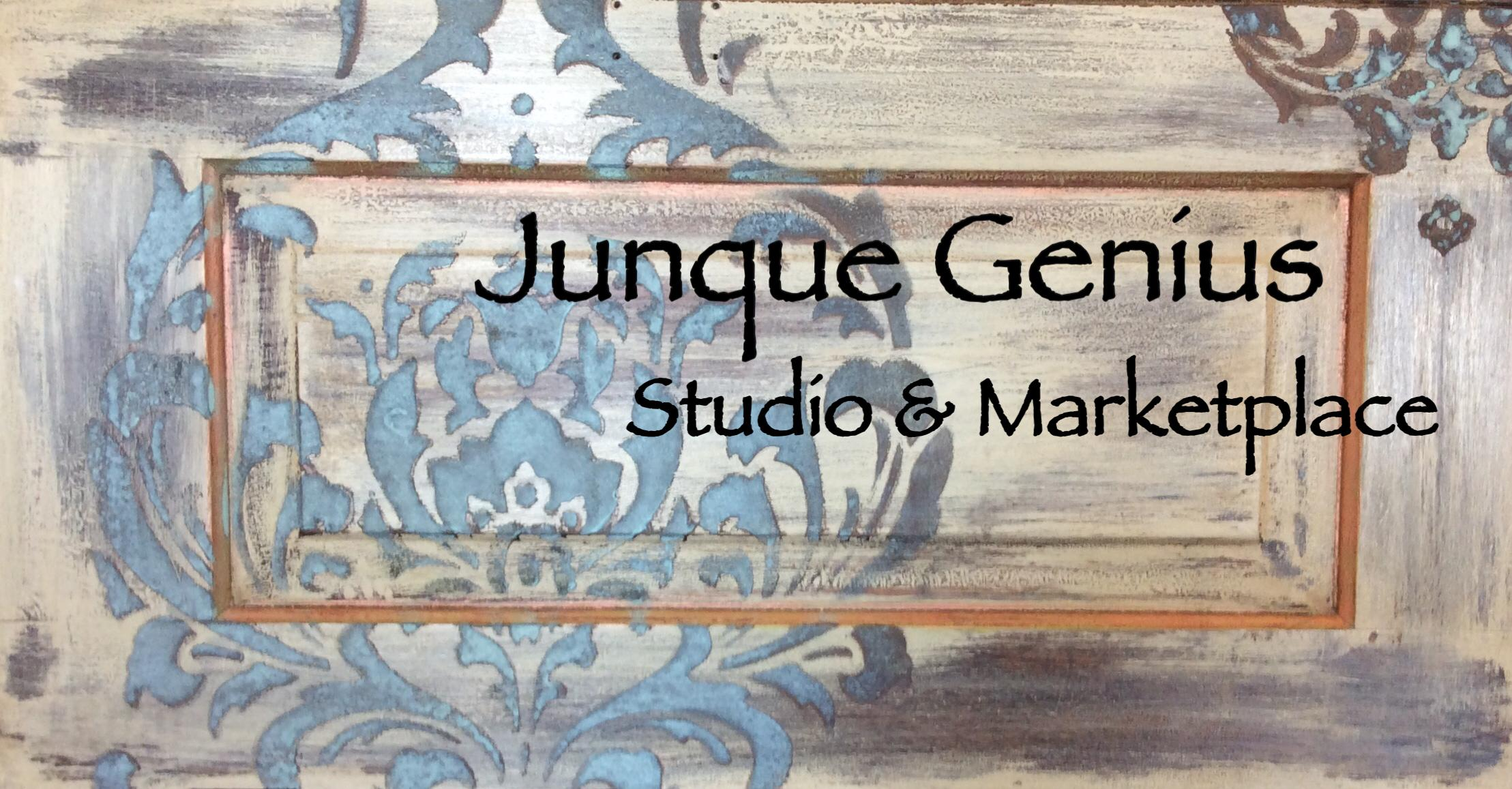 Junque Genius Studio & Marketplace