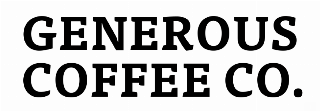 Generous Coffee Movement